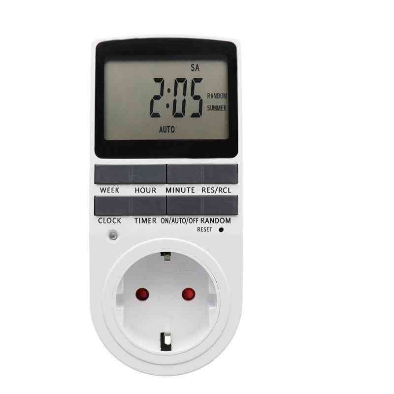 Electronic Digital Timer Switch