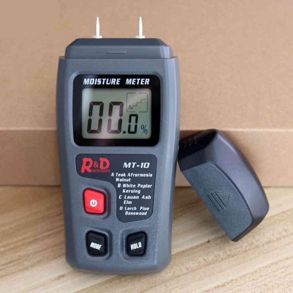 Wood Moisture Meter Wood Humidity Tester