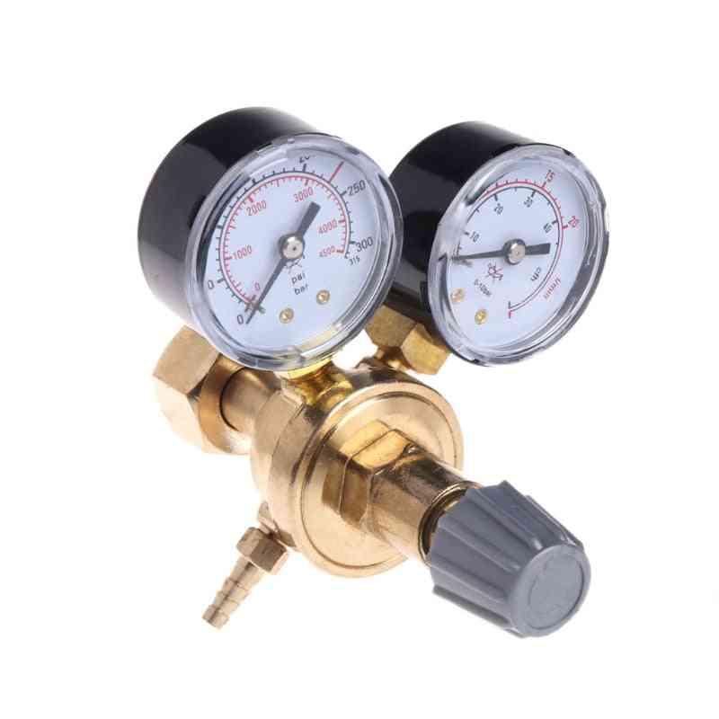 Gas Regulator Flowmeter Welding Weld Gauge