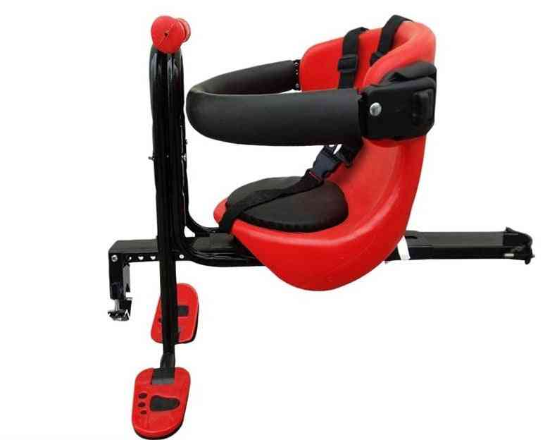 Mountain Bike Child Seat With Safety Belt