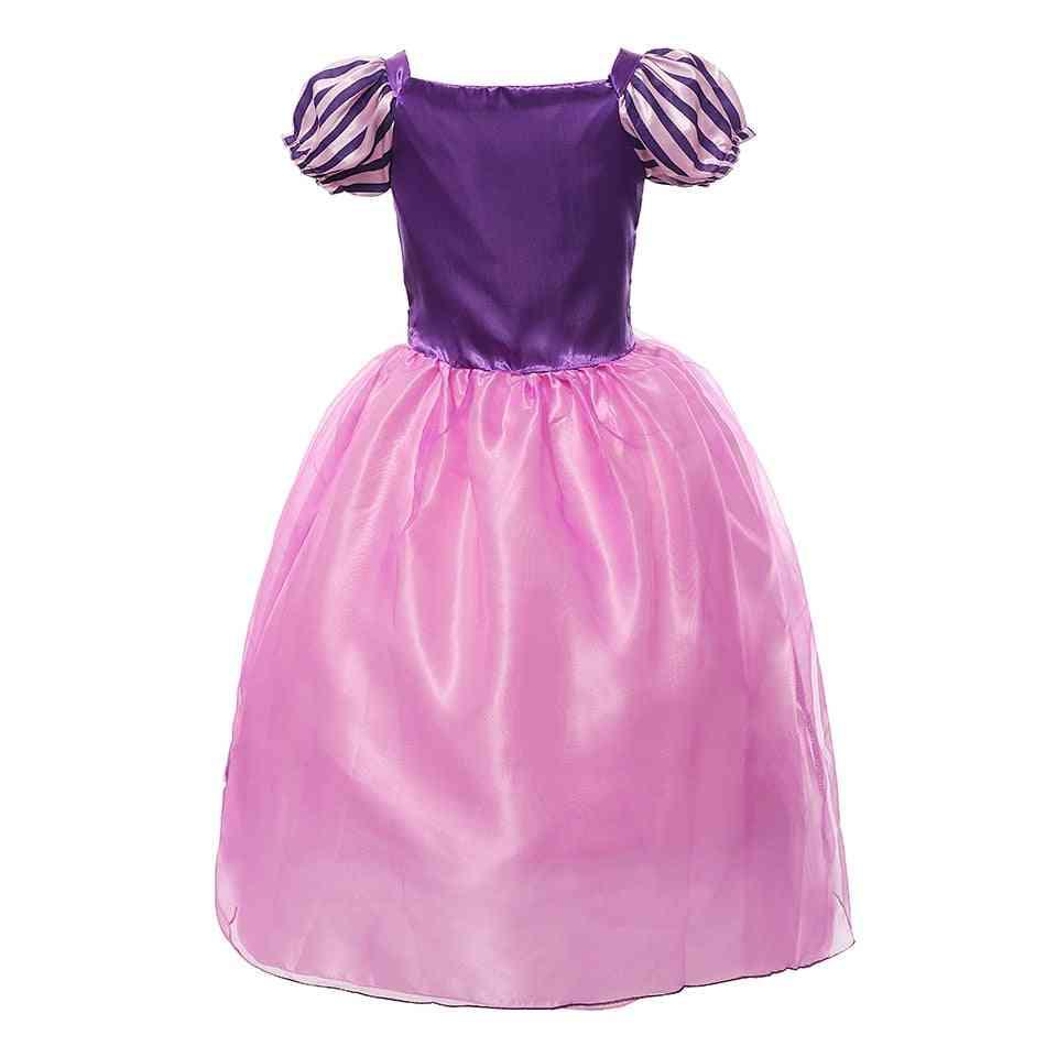 Girls Princess Dress, Kids Cosplay Sofia Gown