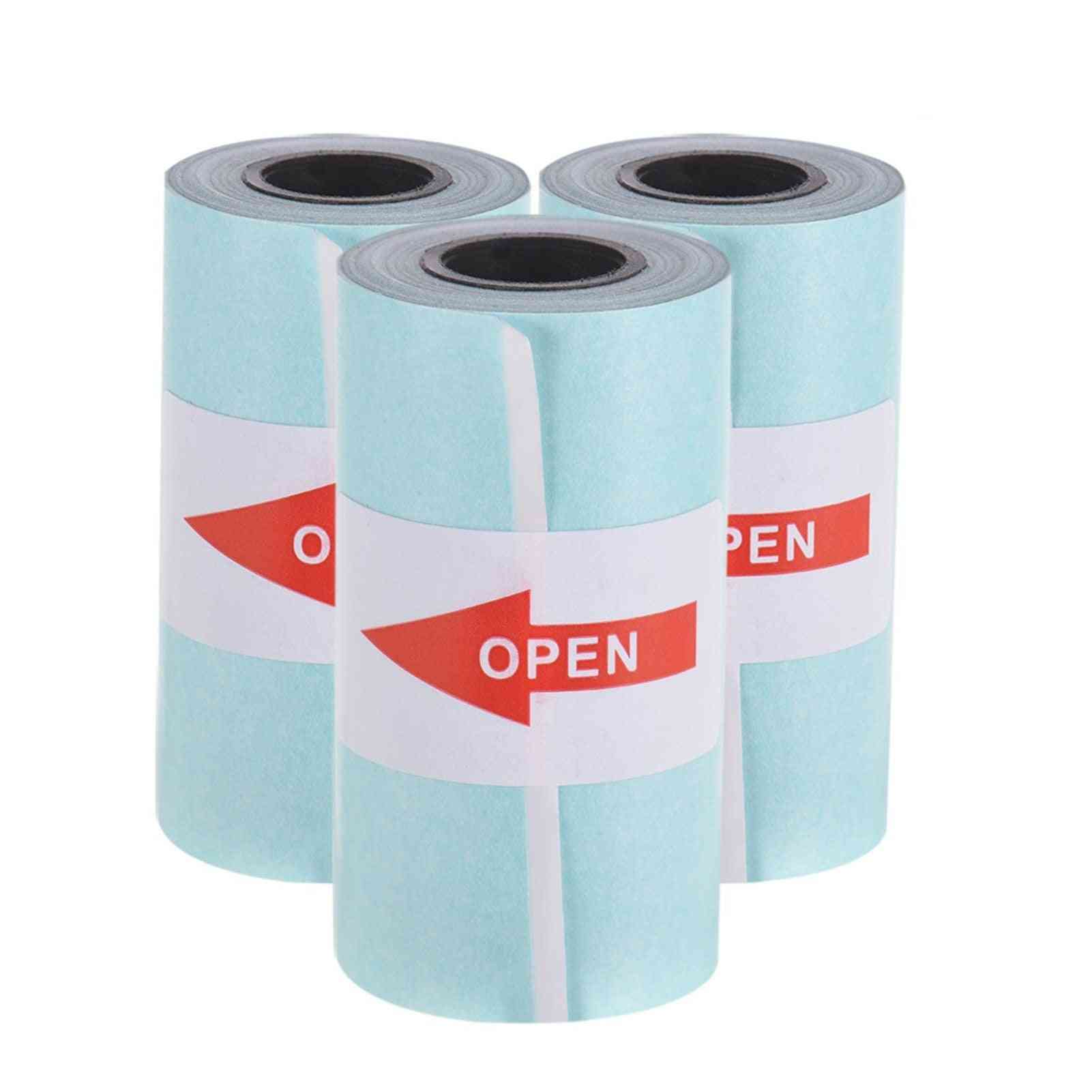 Printable Sticker Paper Roll