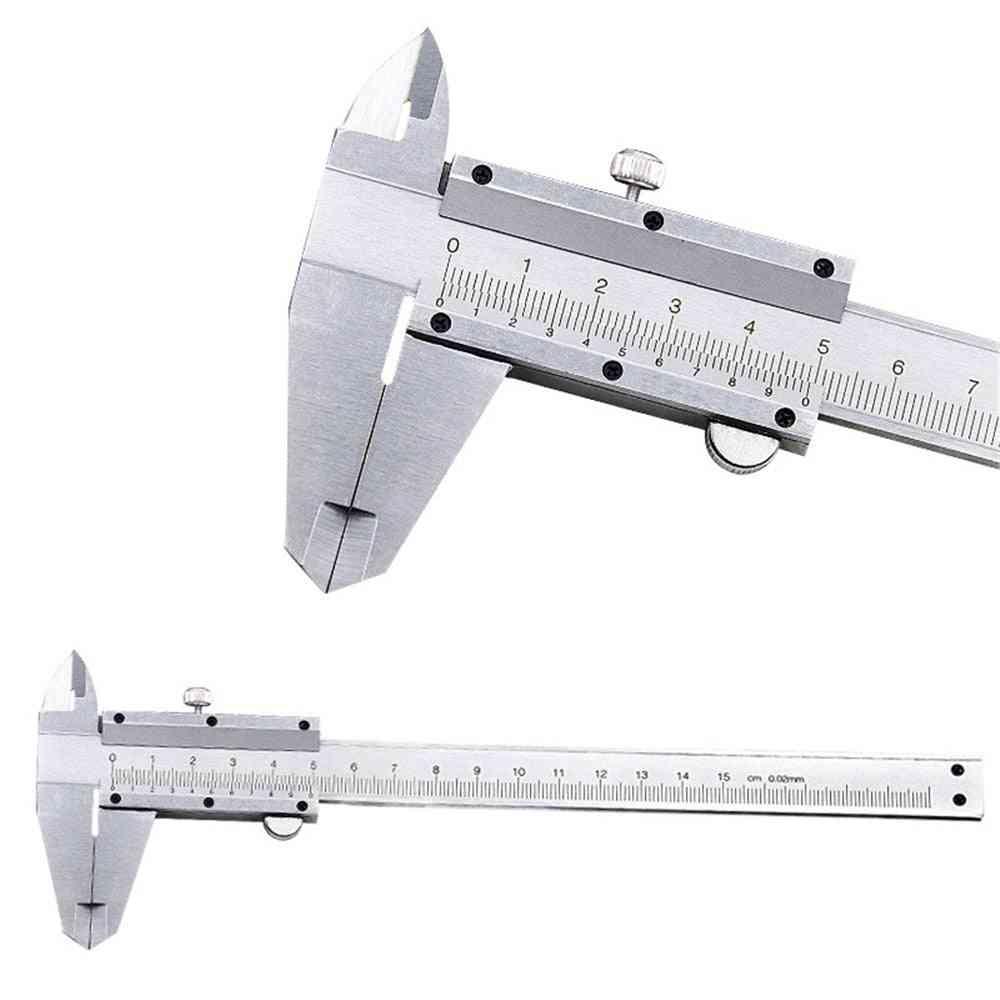 Vernier Caliper Metal Calipers Gauge Measuring Tools