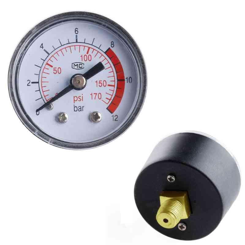 Air Pneumatic Hydraulic Fluid Pressure Gauge