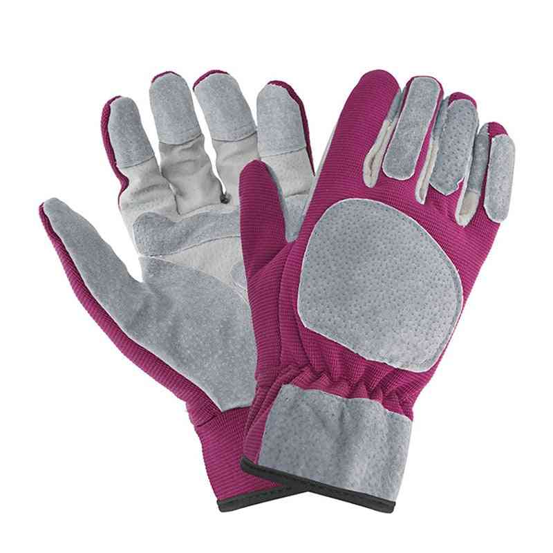 Pruning Thorn Gloves With Long Forearm Protection