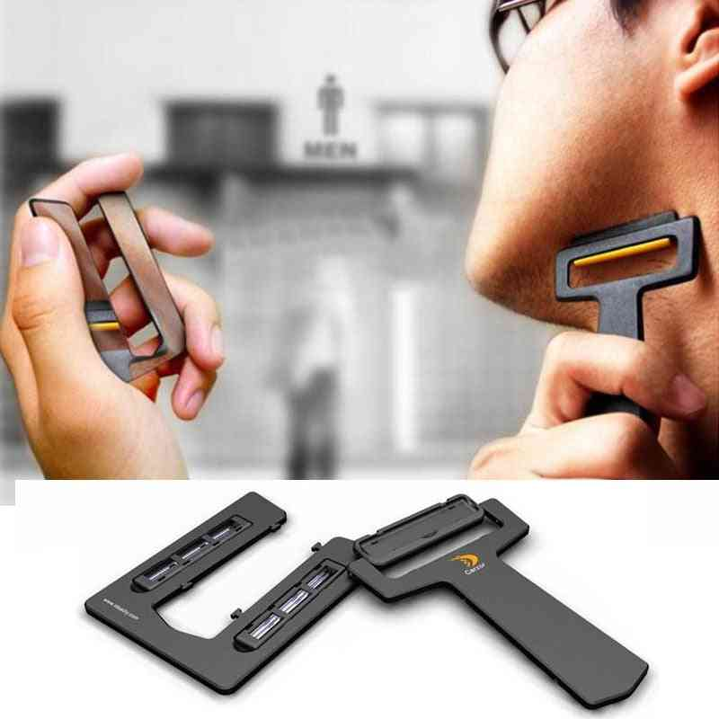 Newest Outdoor Ultra-portable Card Shaver