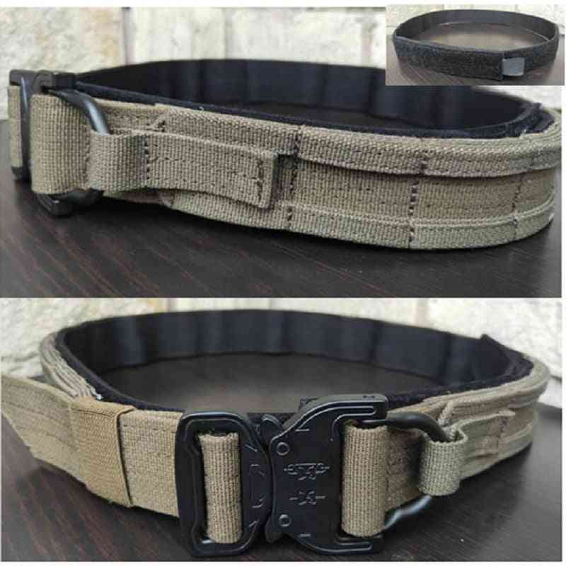 Outdoor Military Army Fighter Belt