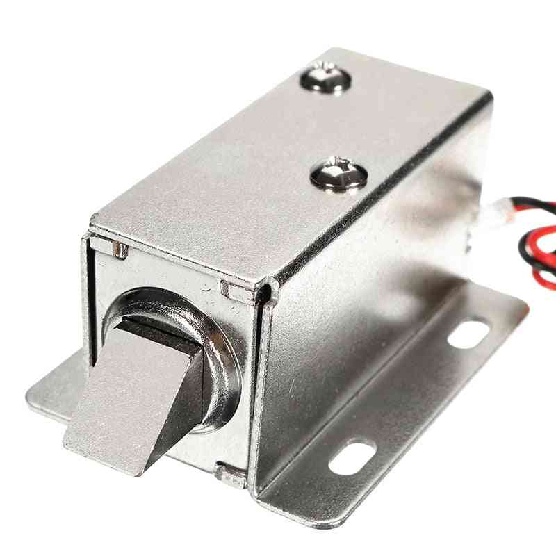 Electric Lock Assembly Solenoid Cabinet Drawer Door Lock