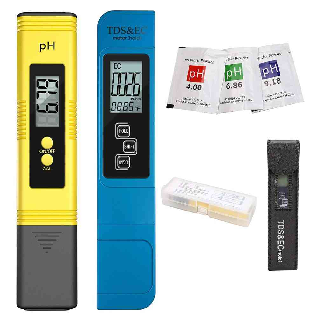 Tds Meter Digital Water Tester