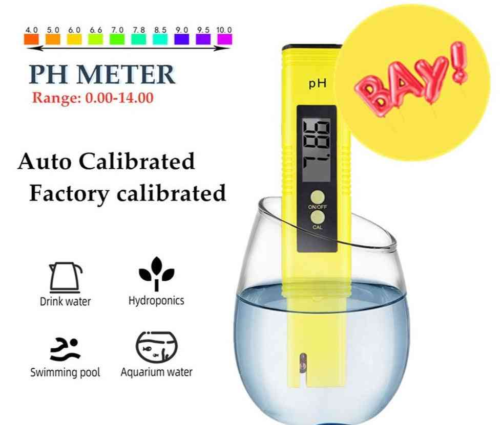 Meter 0.01ph High Precision Water Quality Testing