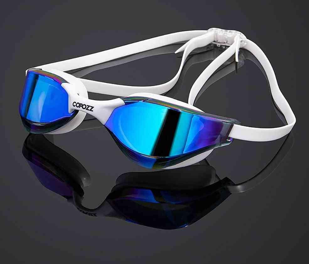 Double Anti-fog Swim Glasses