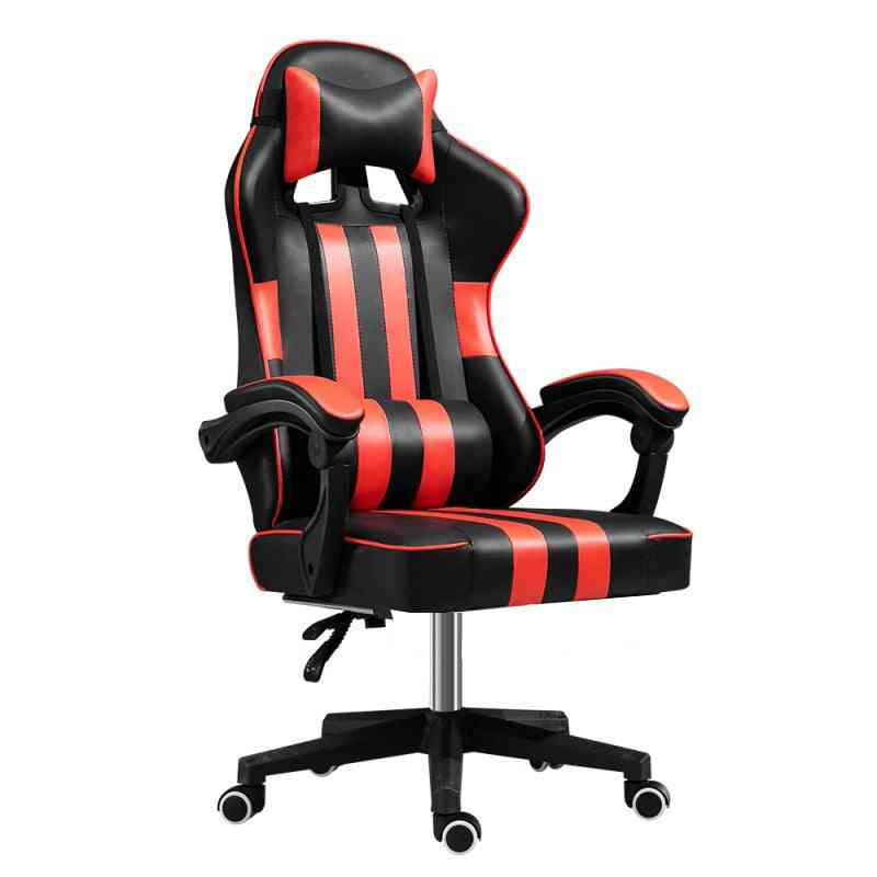 Racing Synthetic Leather Game Chair