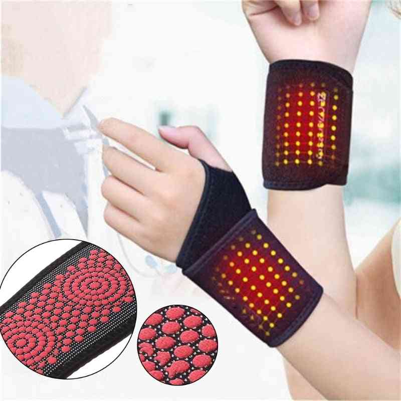 Magnetic Therapy Self-heating Wrist Band Belt
