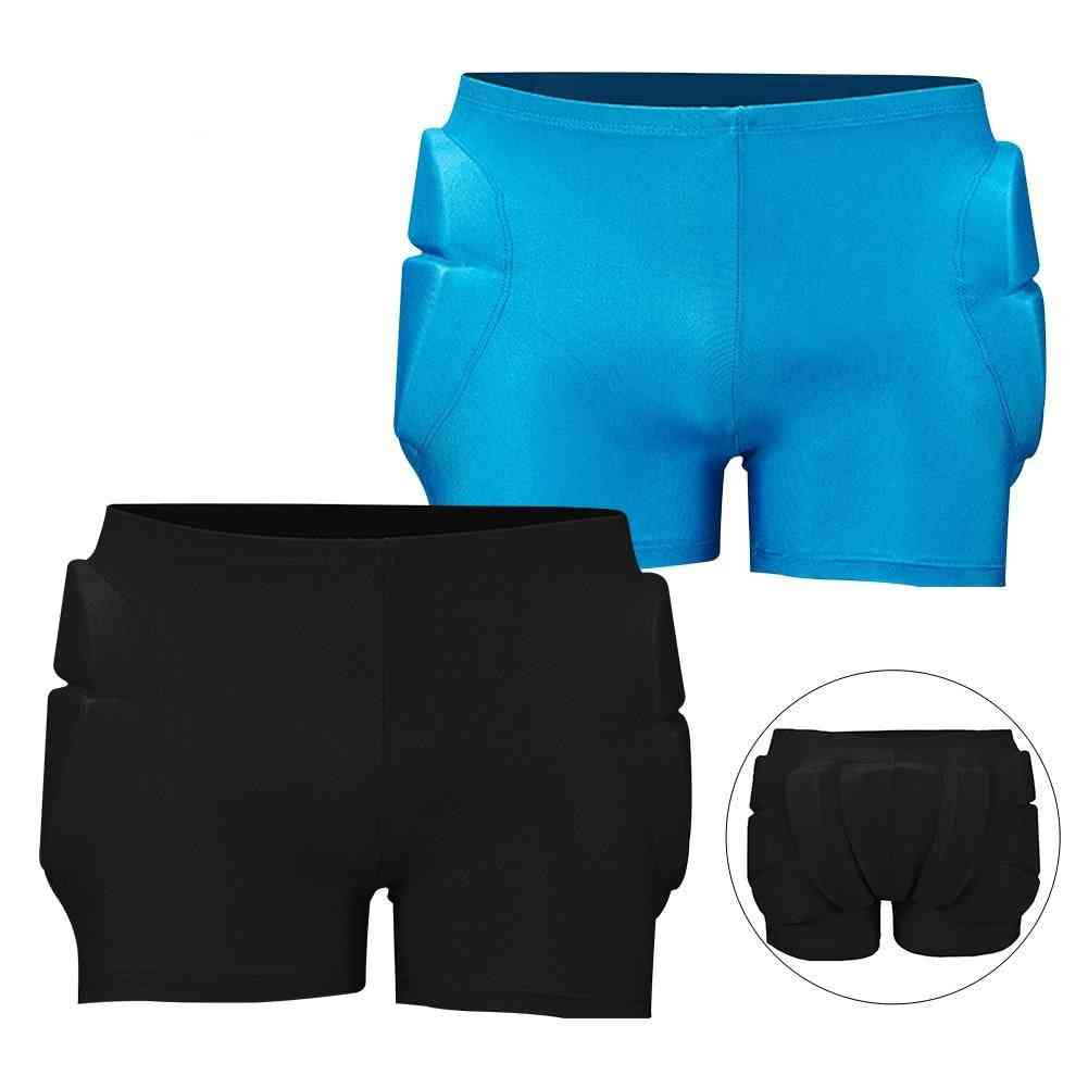 Cycling Padded Shorts Hip Butt Winter Kids Breathable Outdoor Sports Skate