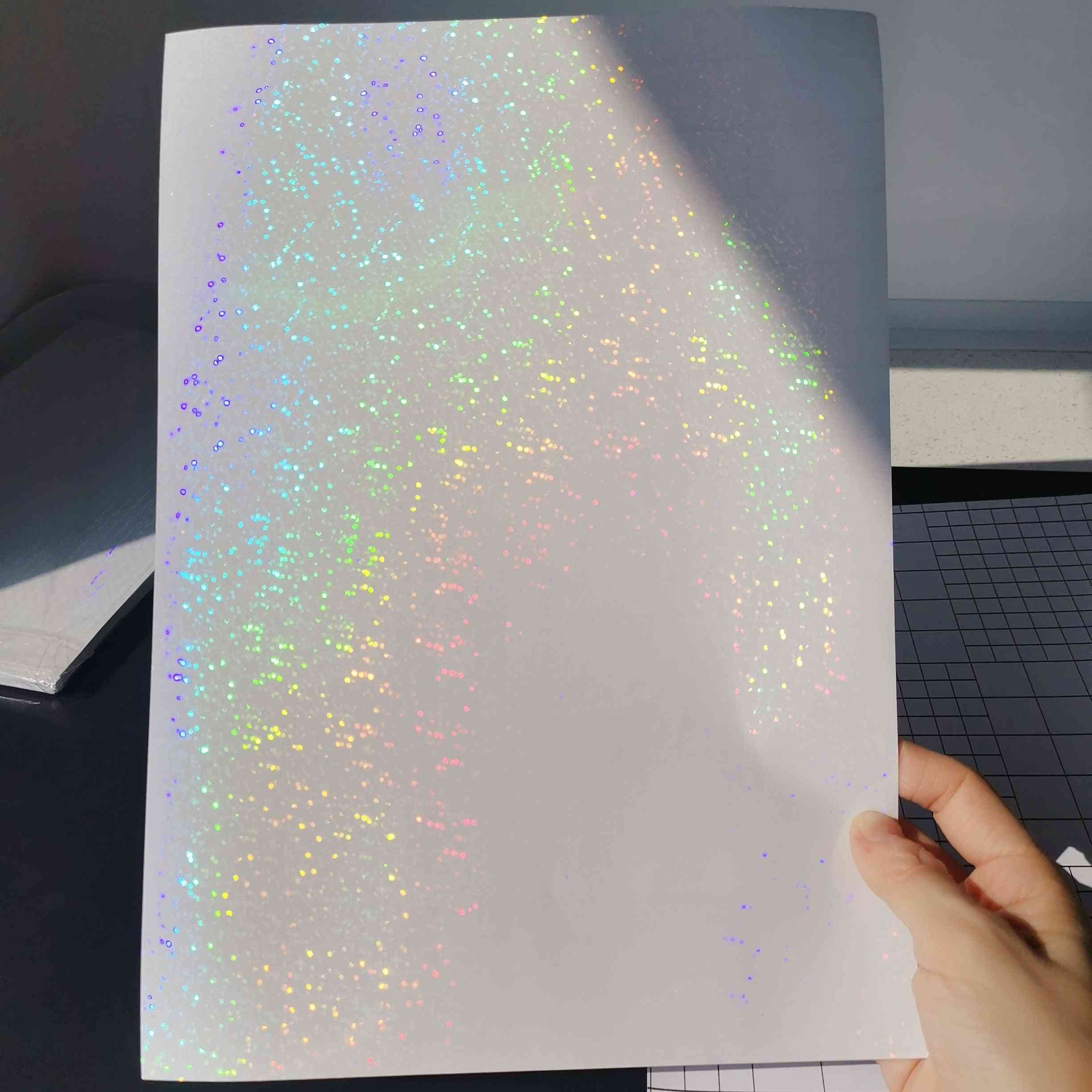 Holographic Sand Foil Adhesive Tape