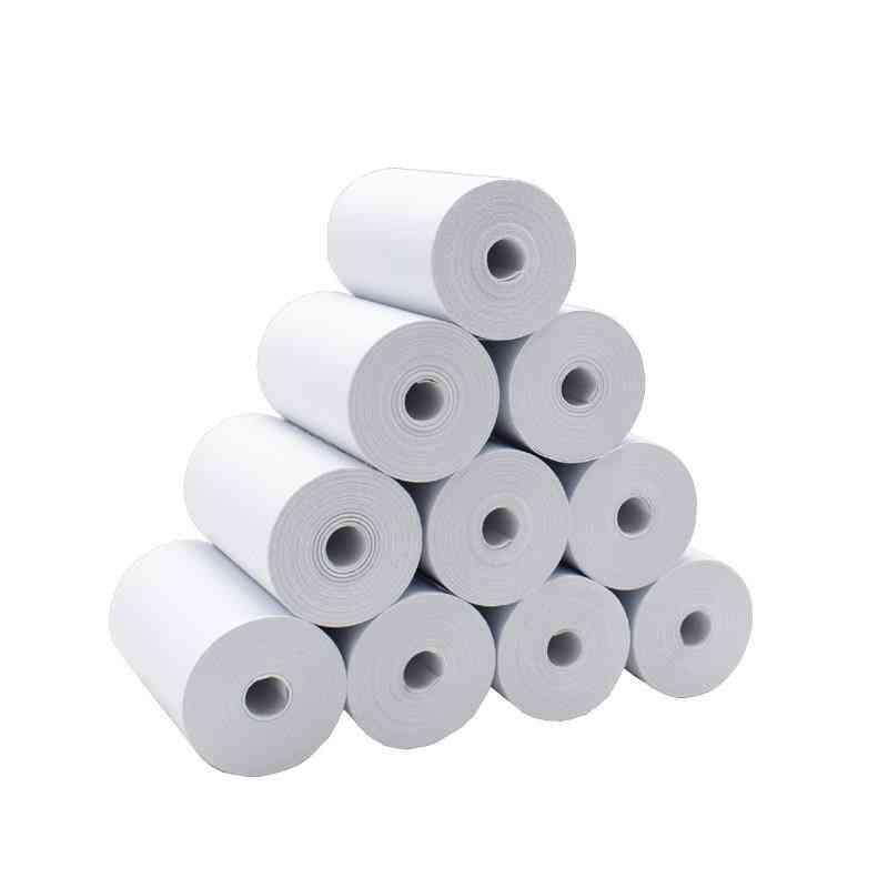 Thermal Paper Rolls Cash Register Receipt Paper For Pos Printer Paper