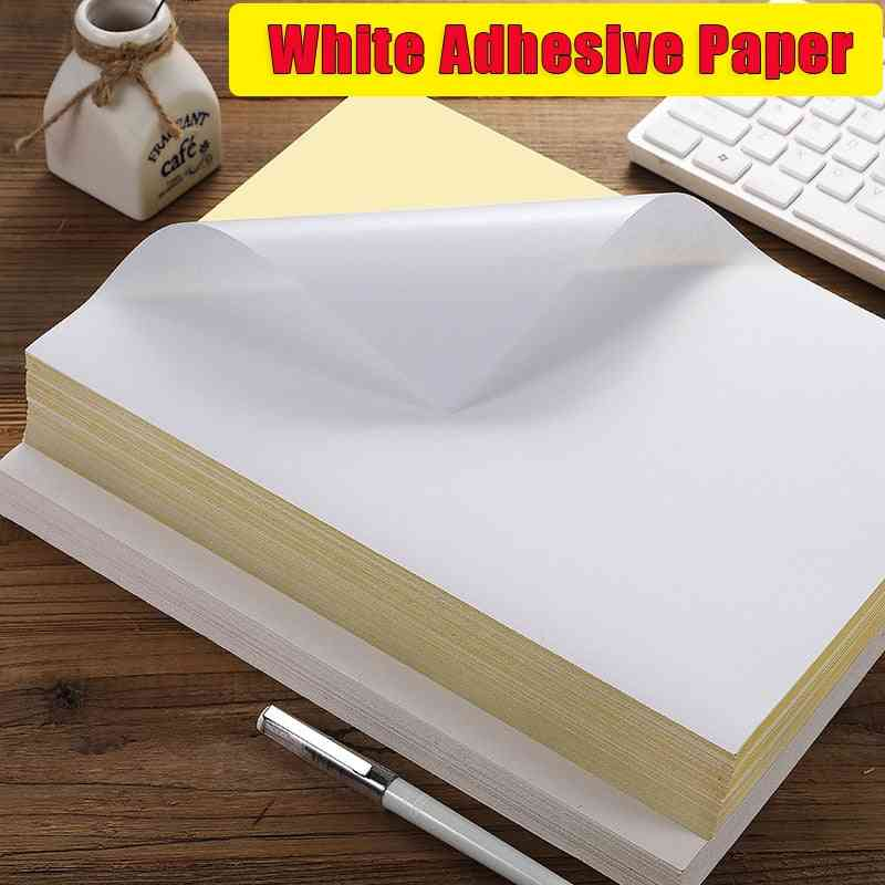 Glossy Surface Paper Sheet