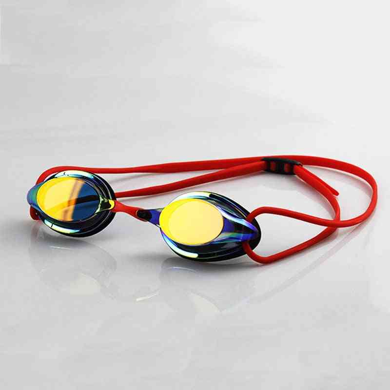 Professional Competition Swimming Goggles
