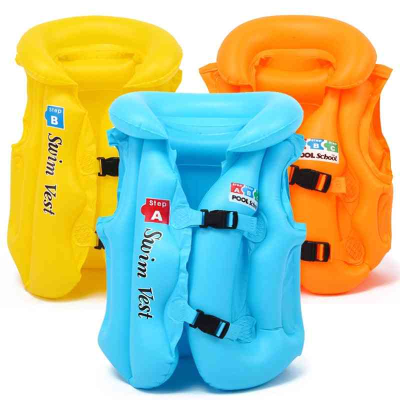 Children's Inflable Swimsui Baby Life Jacket