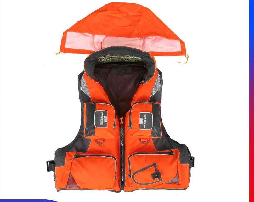 Polyester Life Jacket Swimming