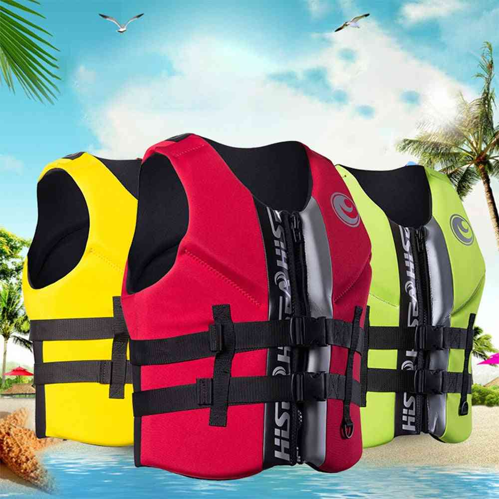 Life Jackets Thick Water Floating