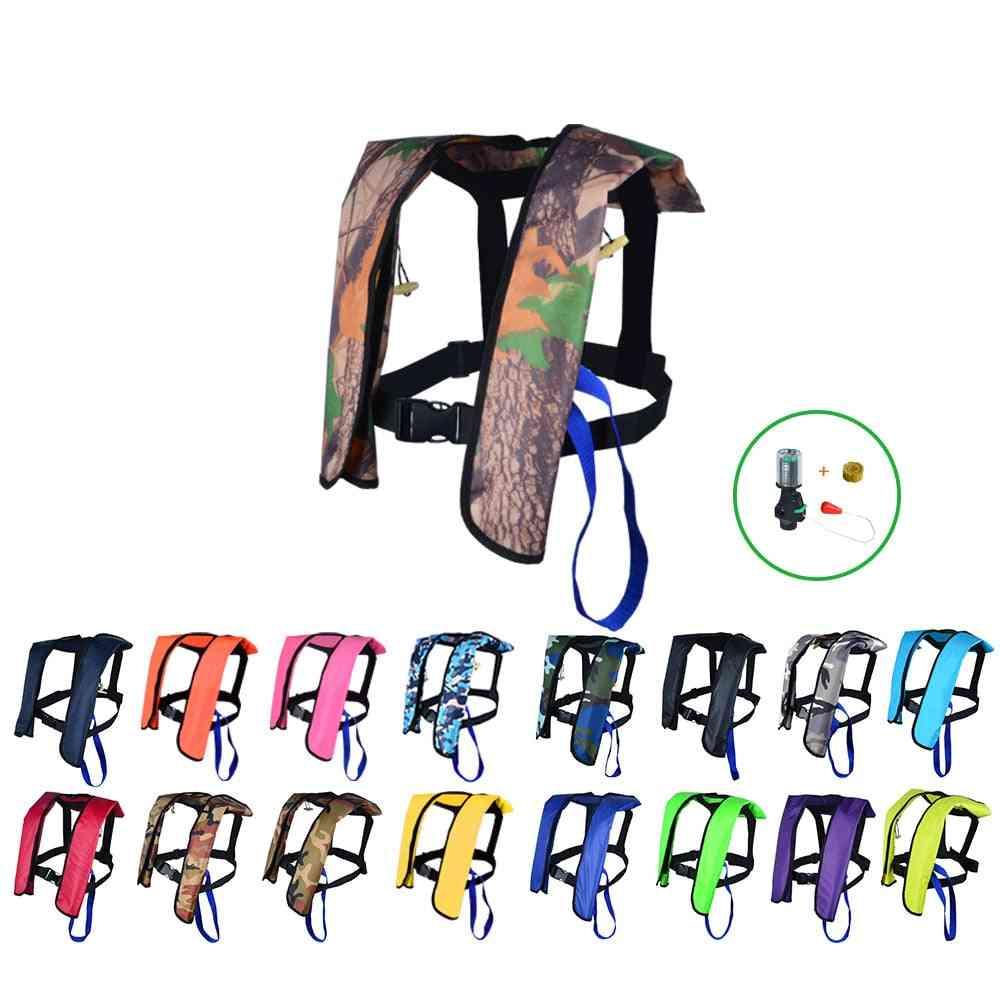 Children Adult Life Vest For Fishing- Life Jacket