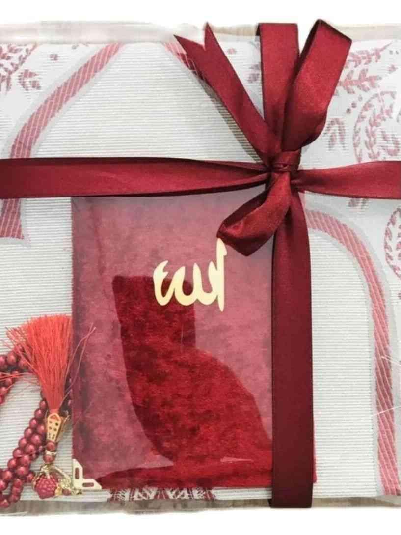 Mawlid Prayer Carpet Hajj Umrah Sets Yassin Book