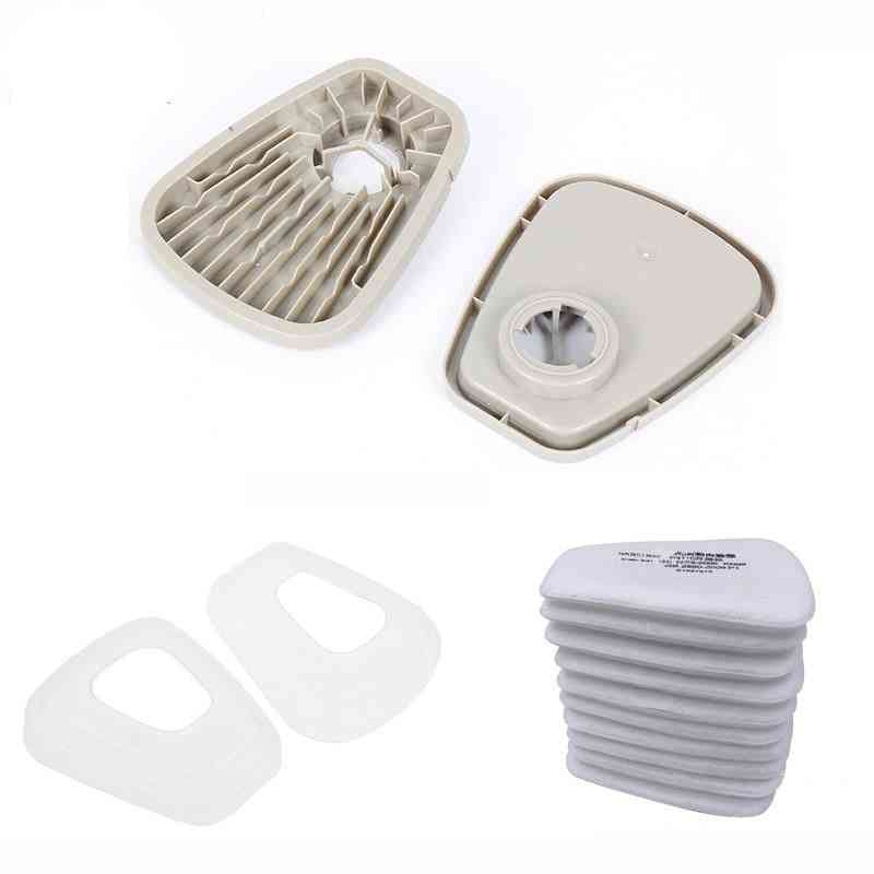 603 Pre-filter Adapter 5n11 Cotton Filters 501 Cover