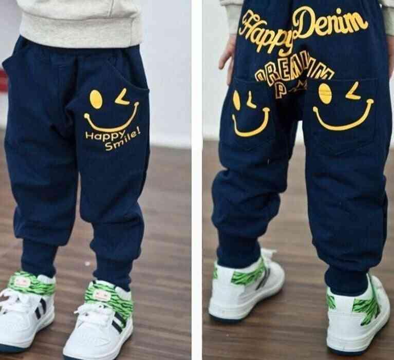 Children Cotton Pants Casual Pants