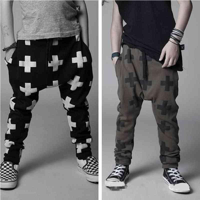 Fashion Baby Boy Harem Pants