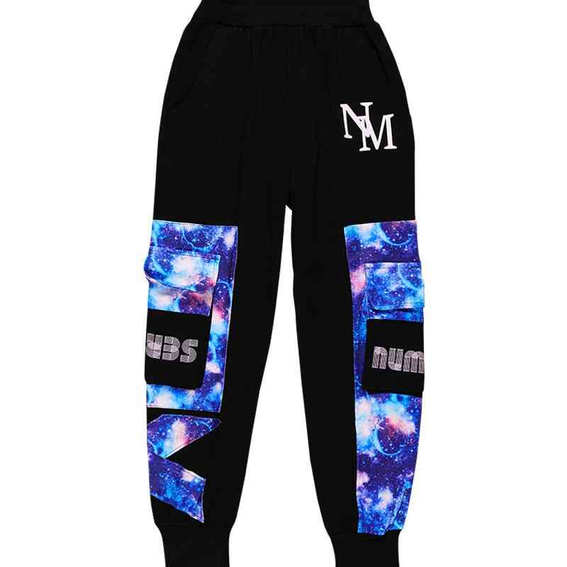 Children Loose Trousers, Camouflage Joggers Pants