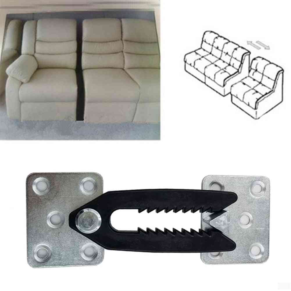 Link Fitting Couch Connector Accessories Home Joint Snap