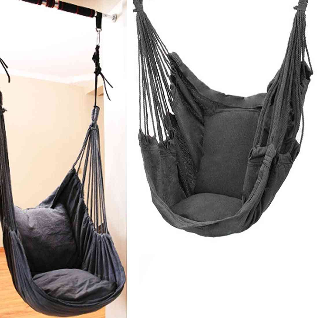 Outdoor Furniture Hanging Rope Swing Chair