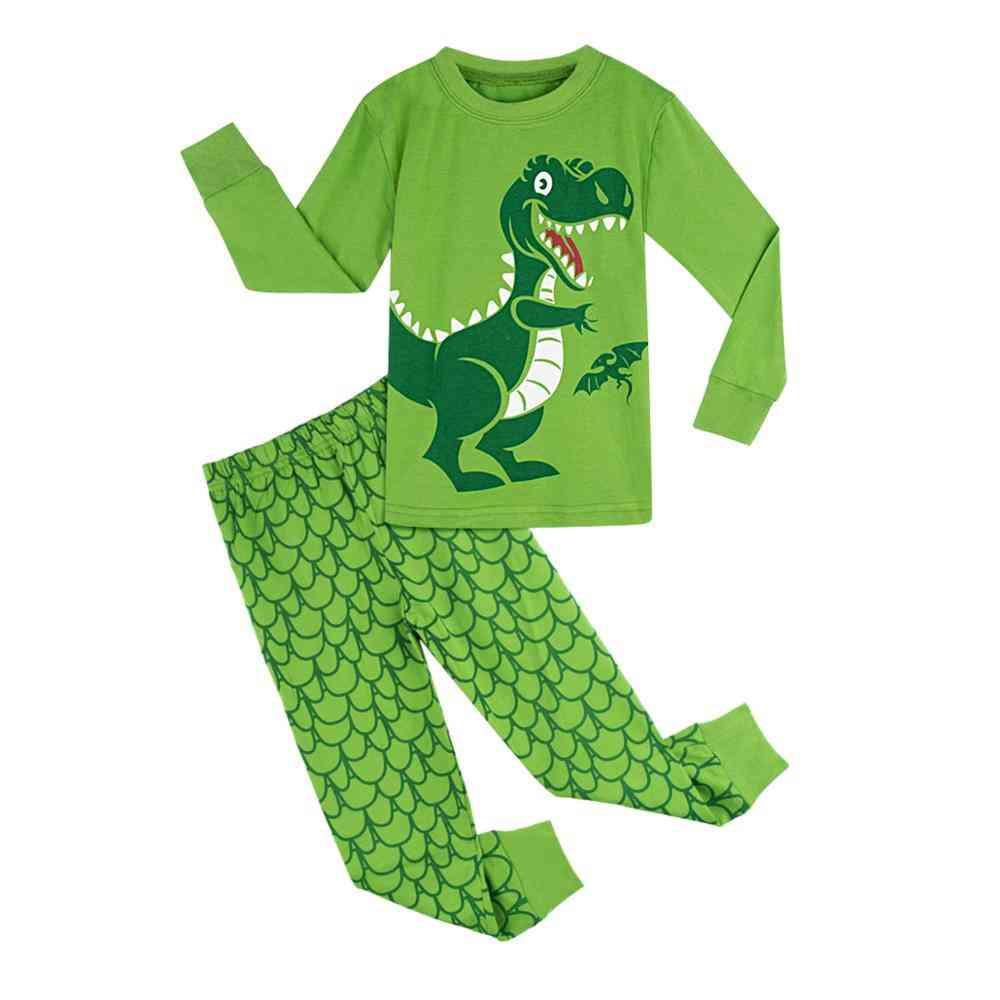 Boys Halloween Christmas Pajama Sets