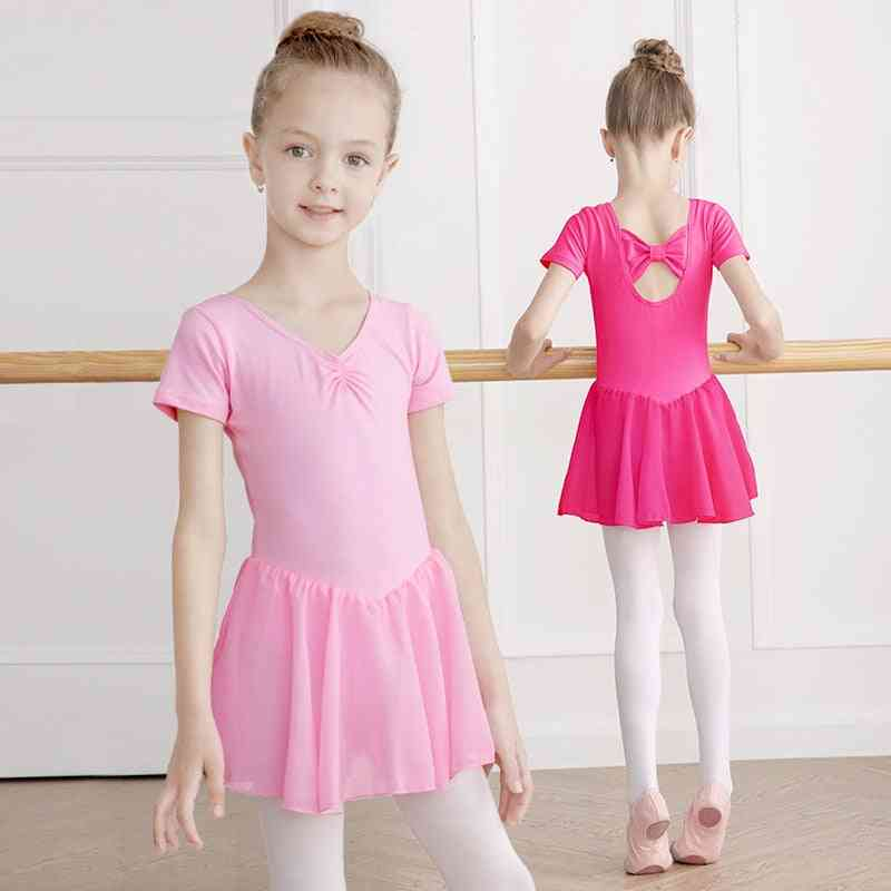 Children Ballet Dress Dance Leotards For Dance Skirts