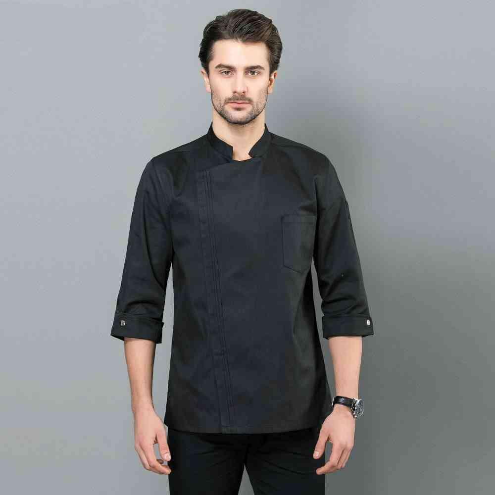 Food Service Long Sleeve Professional Head Chef Uniform