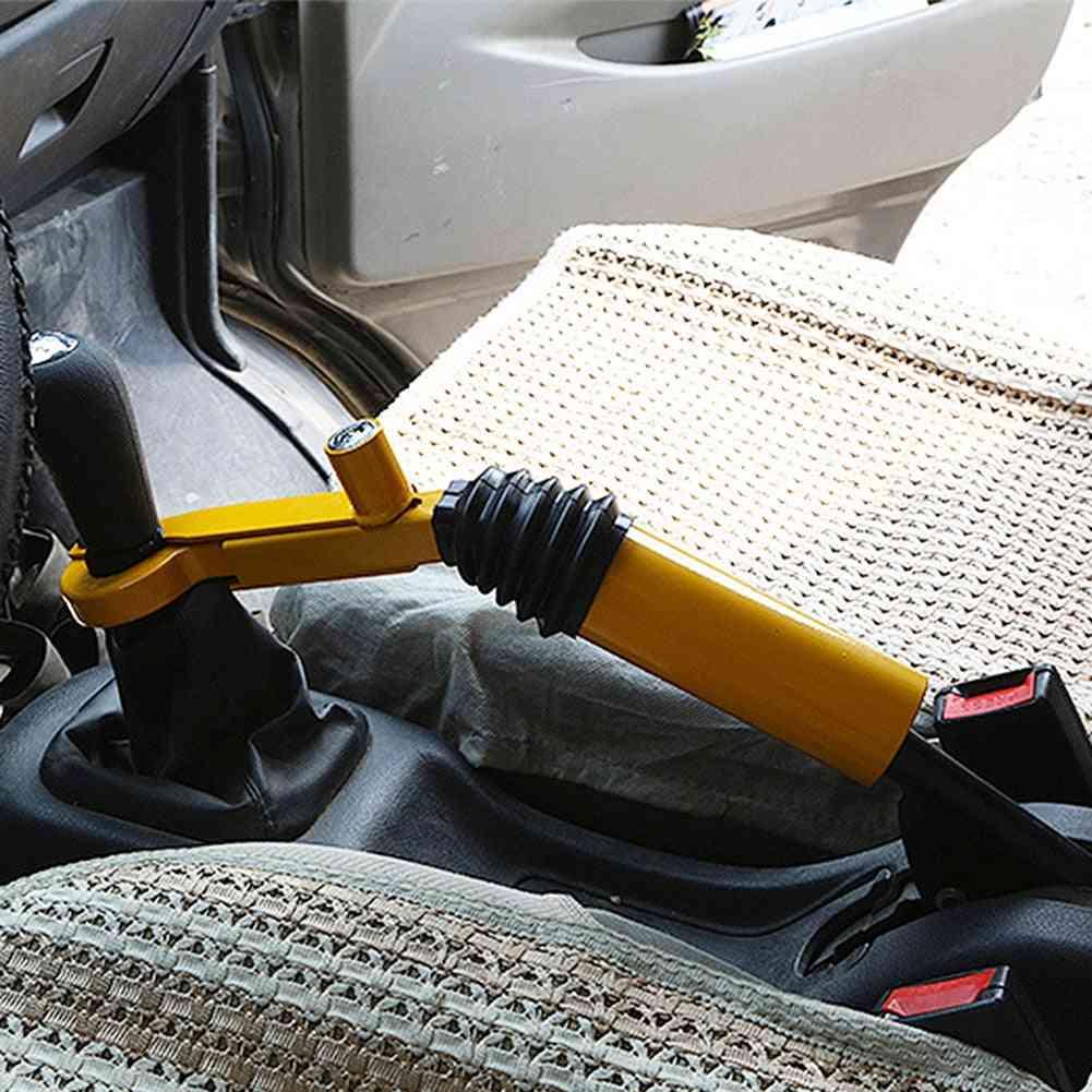 Stainless Steel Universal Car Handbrake Shift Lock
