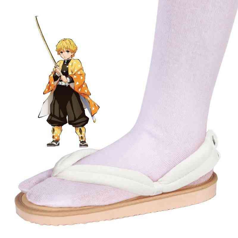 Anime Demon Slayer Cosplay Slippers Shoes