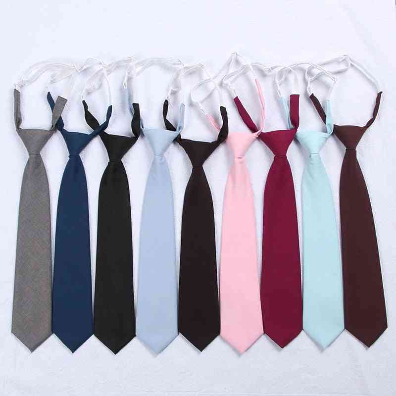 School Dresses Necktie For And Students Jk Uniform