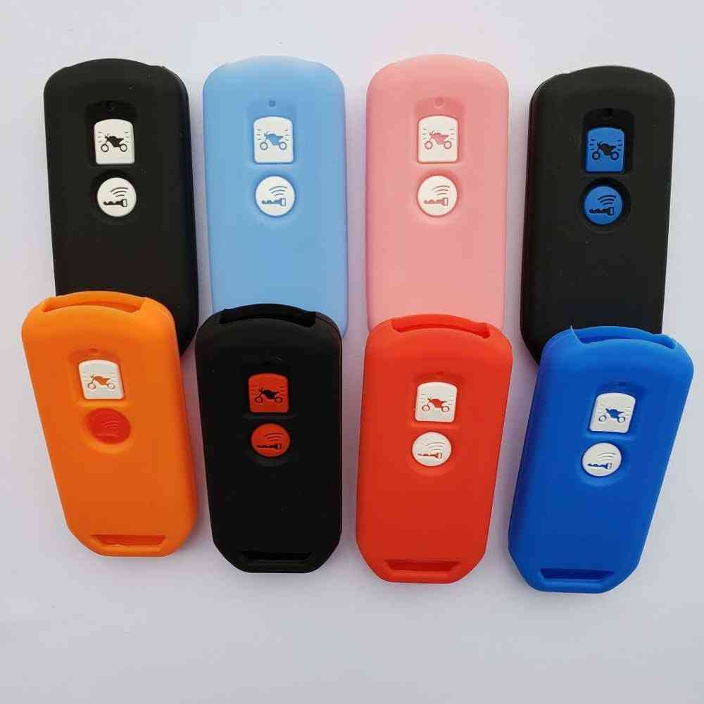 Protective Silicon Key Case For Honda X Adv Sh 125 150 300 Forza 125  300 Pcx150