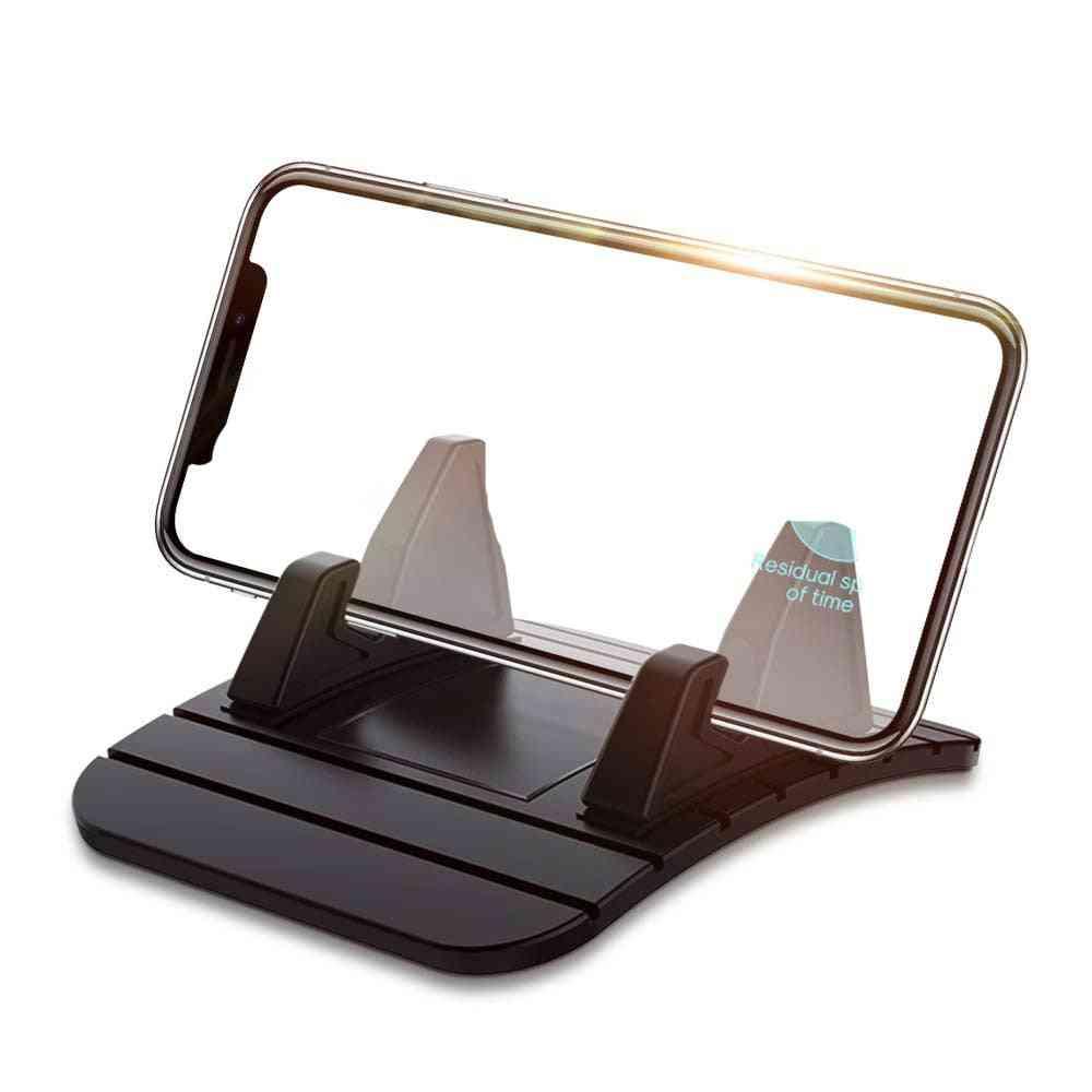 Universal Car Dashboard Non-slip Pad, Phone Gps Holder Mat