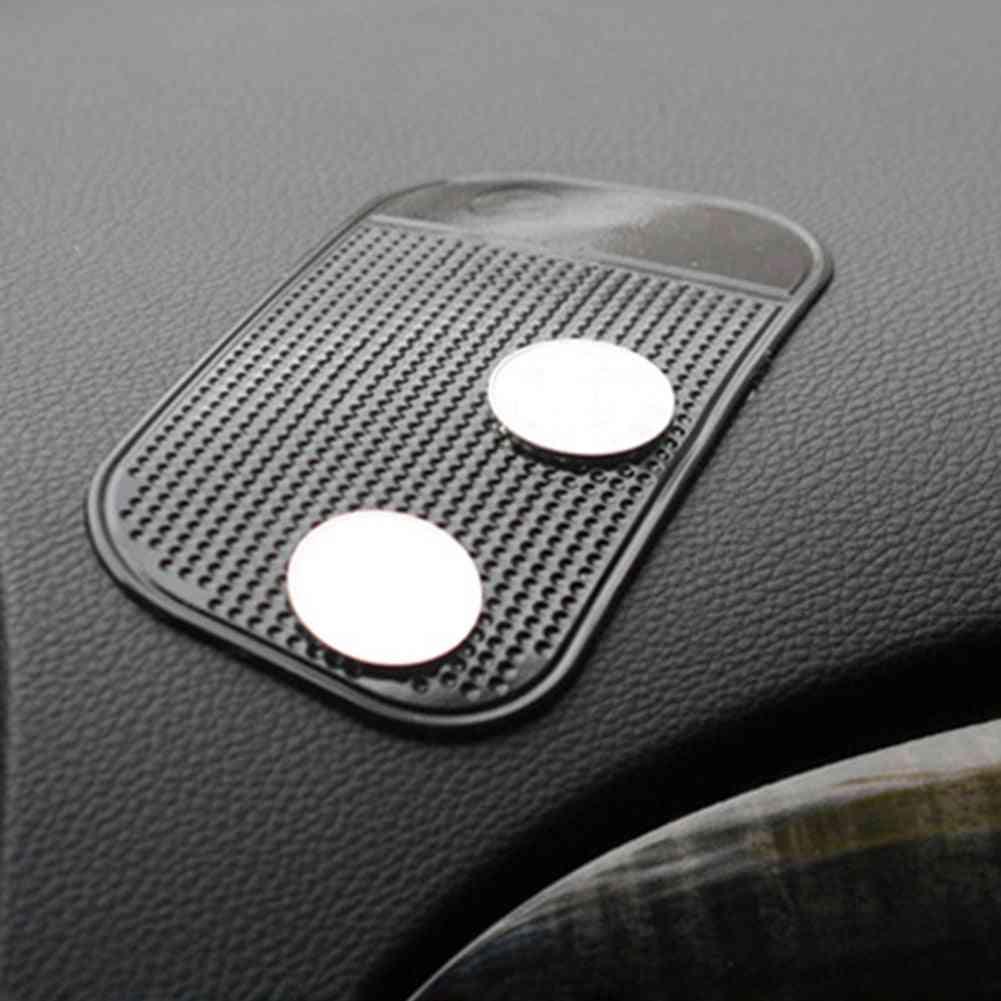 Car Dashboard Non Slip Grip Sticky Pad Phone Holder Mat