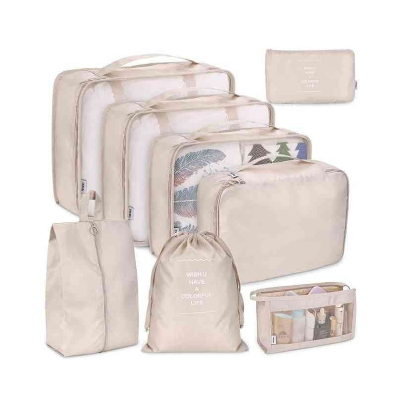 Travel Clothes Classification Storage Bag