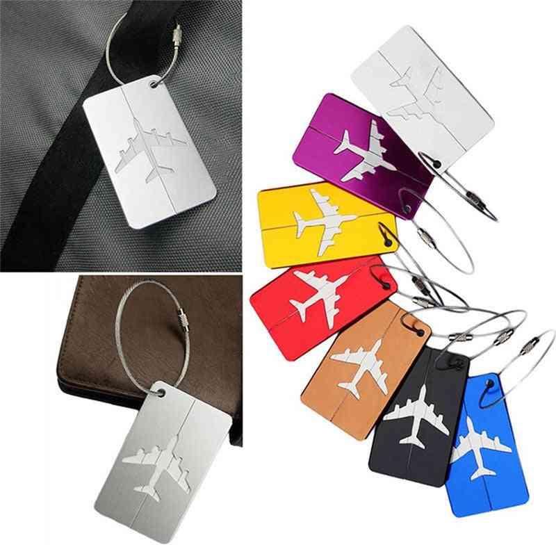 Travel Suitcase Luggage Tag