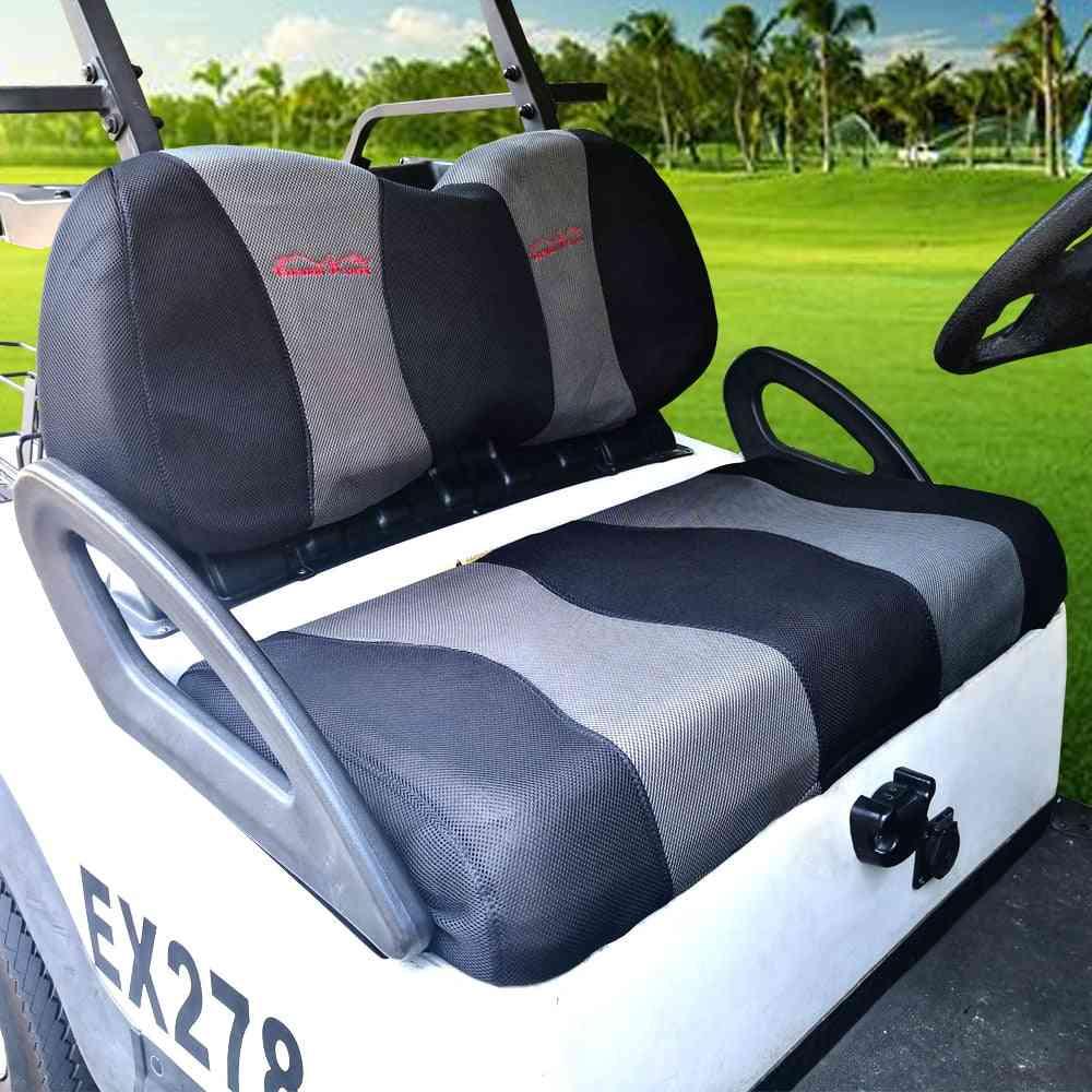Golf Cart Seat Cover Set