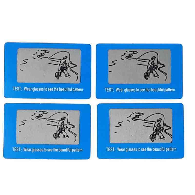 Polarization Test Cards