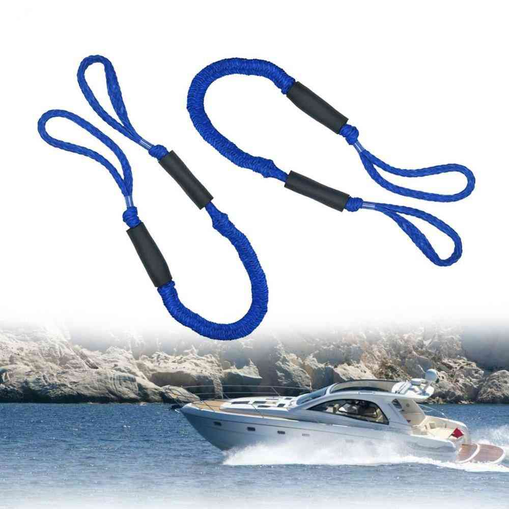 Strong Bungee Dock Line 3.5-5.5ft For Boats
