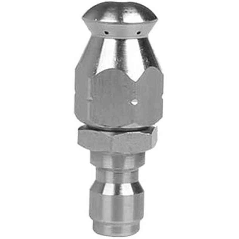 1/4 Inch Drain Nozzle Pressure Washer Sewer Pipe