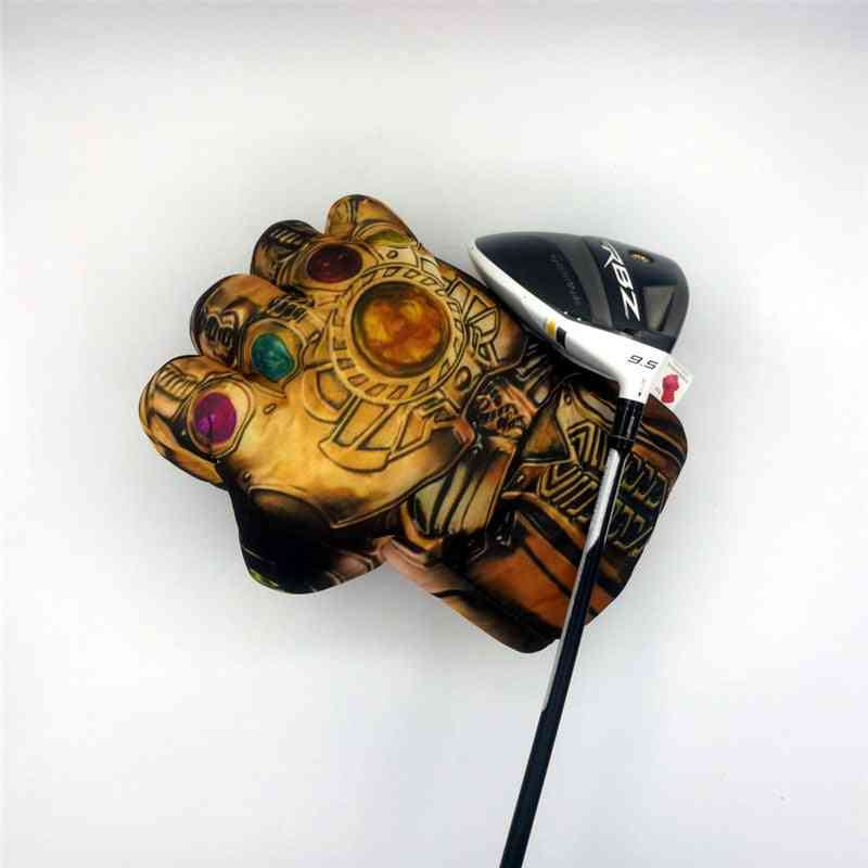 Universe Stone The Fist Golf Driver Headcover