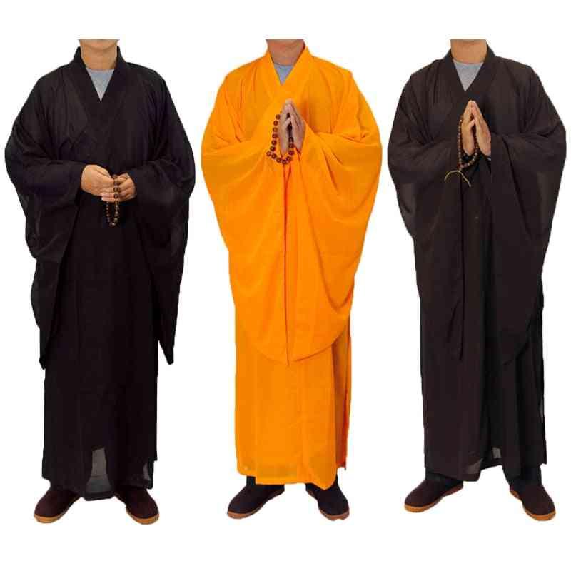 5 Colors Zen Buddhist Robe Lay Monk